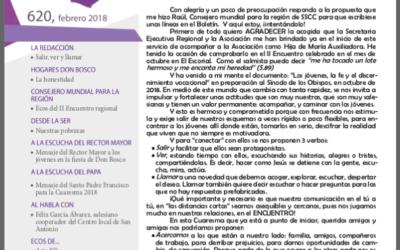 Boletín de Febrero de Salesianos Cooperadores