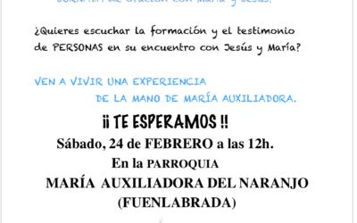 V Encuentro ADMA-Familias.