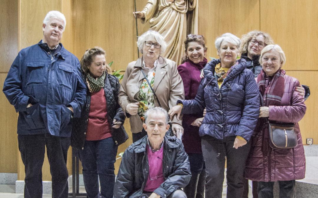 Fotos del encuentro de catequistas en Fuenlabrada