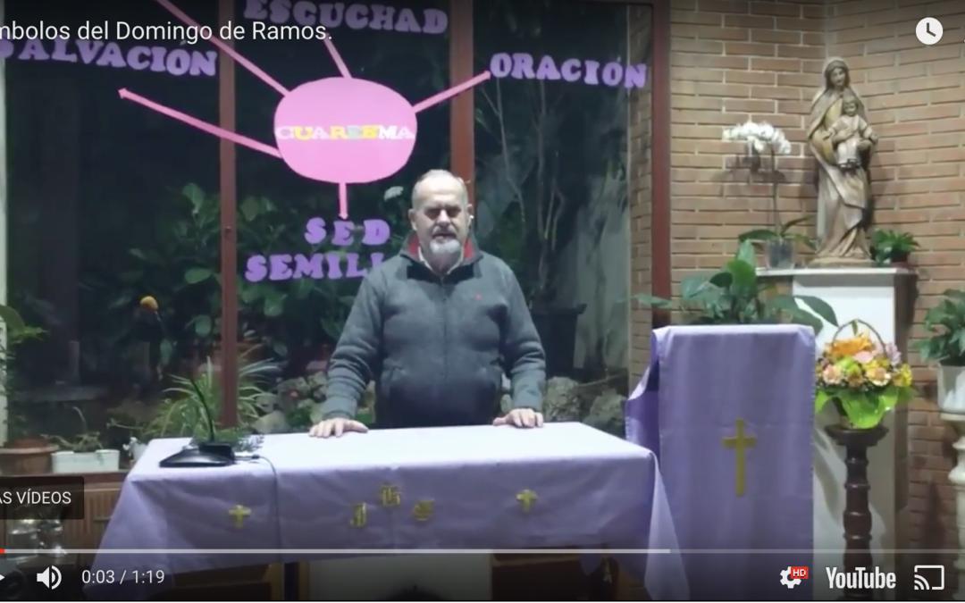 Semana Santa: explicación de los símbolos.