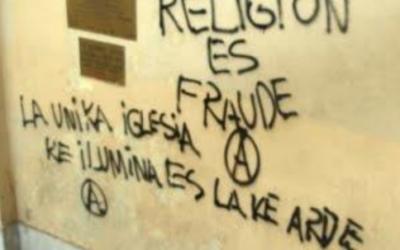 Las 5 etapas de la persecución religiosa