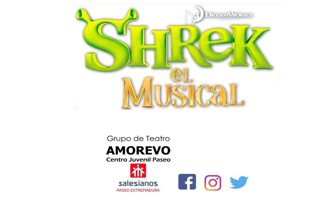 Centro Juvenil: Visita Musical Shrek