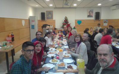Cena de la Familia Salesiana