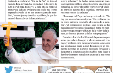 Boletín Enero Salesiano